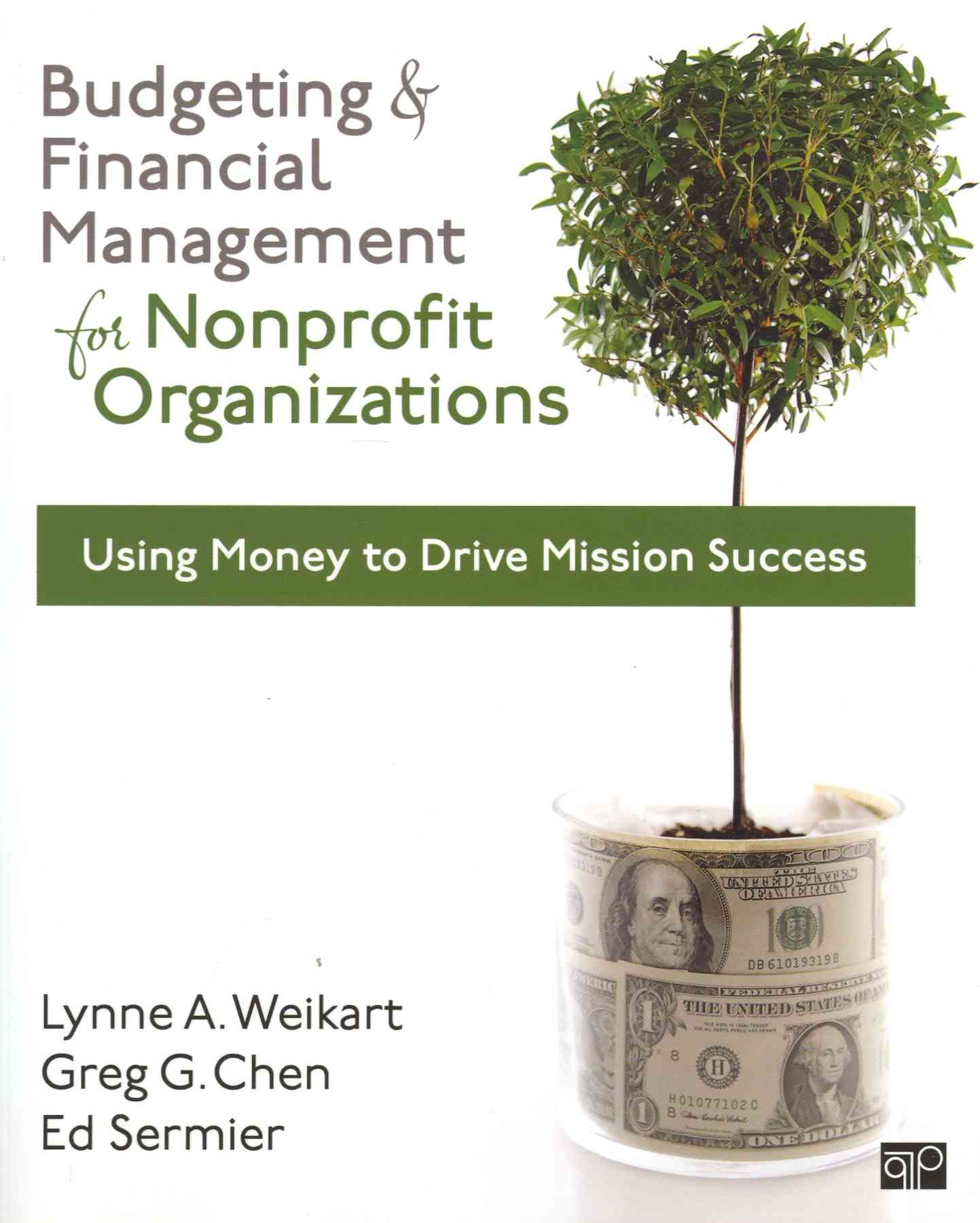 Budgeting and Financial Management for Nonprofit Organizations By Weikart, Lynne A.